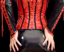 Leder, Lack, Latex